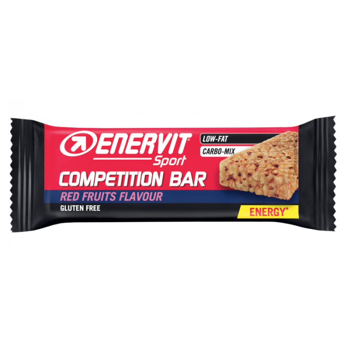Competition Bar Red Fruits Energieriegel