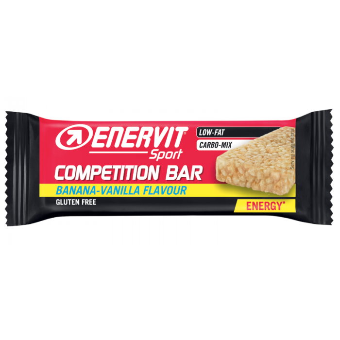 Competition Bar Banana Vanilla Energieriegel