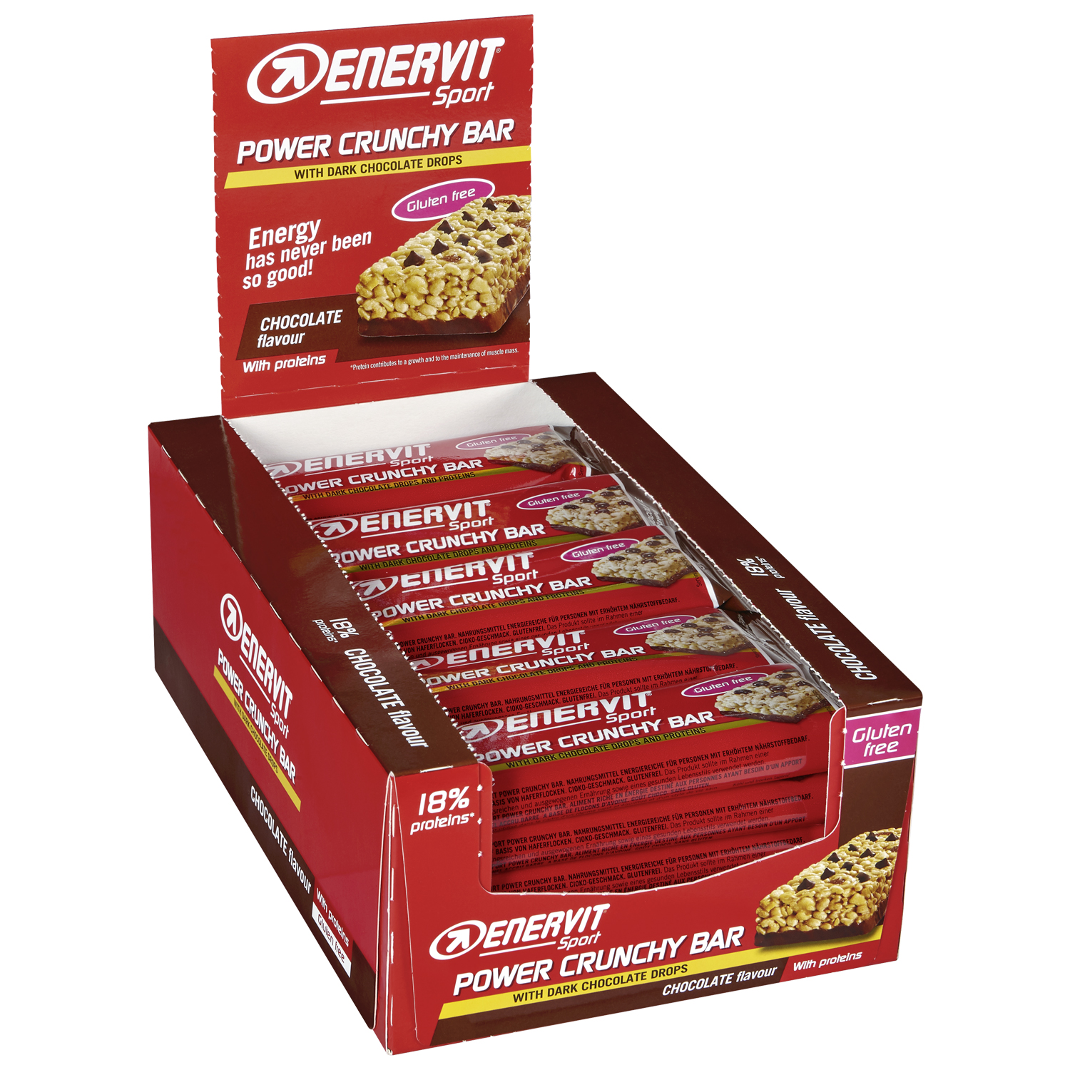 Power Crunchy Bar 25er Box