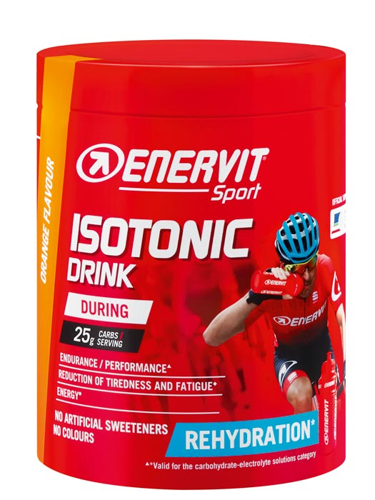 Isotonic Drink Orange 420g Pulverdose