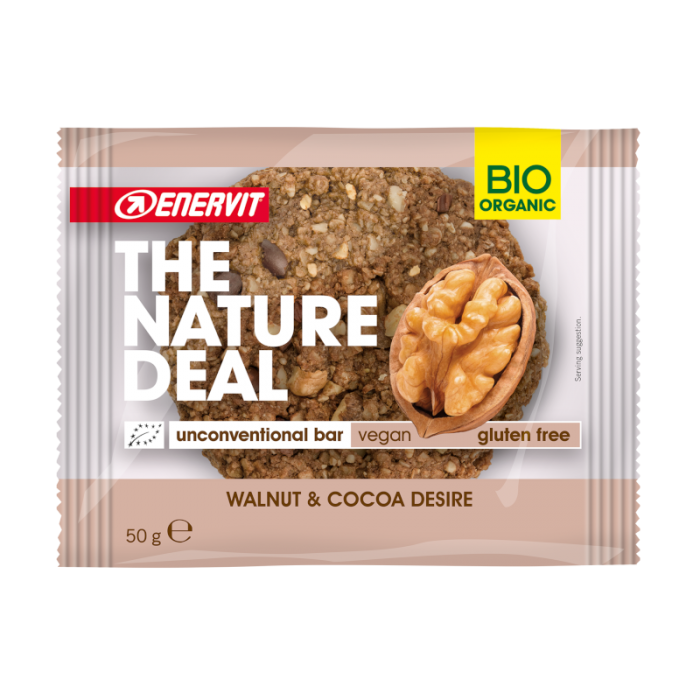The Nature Deal Unconventional Bar Walnut & Cocoa Desire