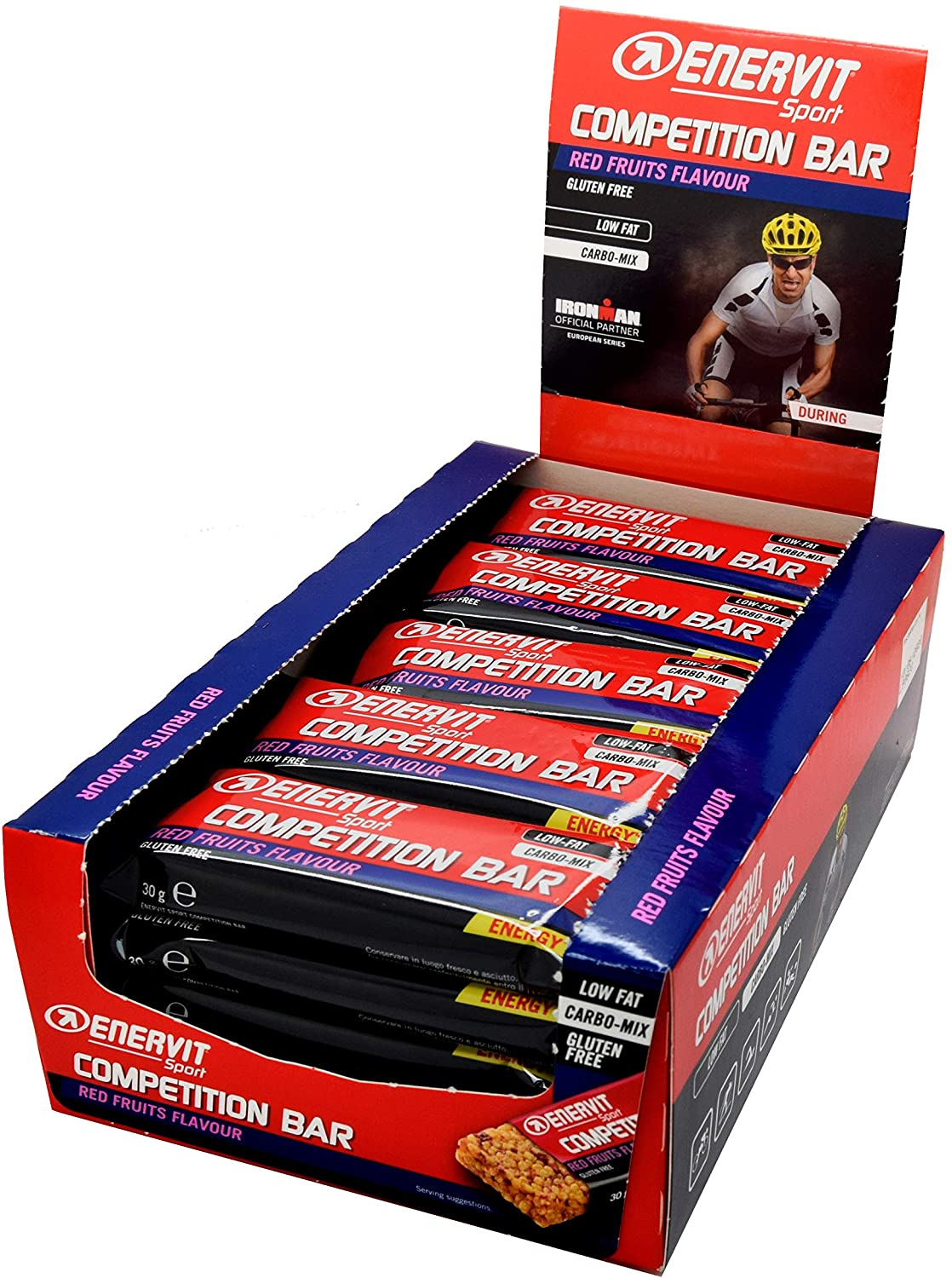 Competition Bar Red Fruits 25er Box