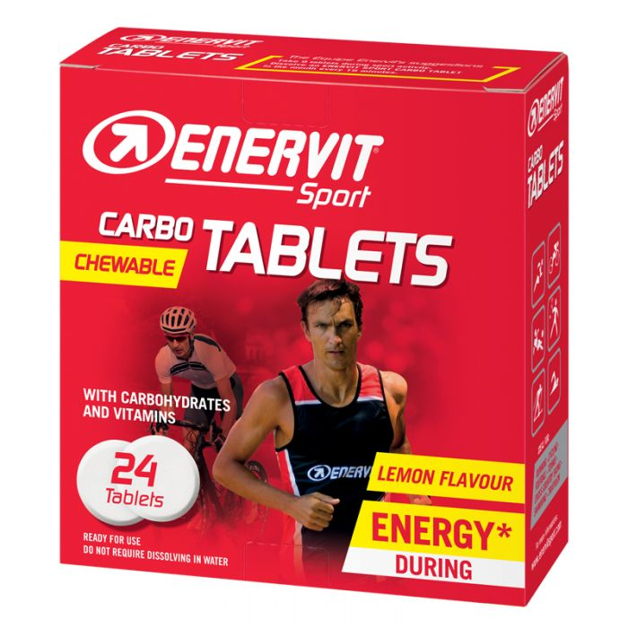 Carbo Tablets 24 Stk. Kautabletten